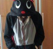 Кигуруми-кофта летучая мышь