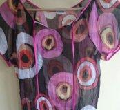 Продам блузку секси) 42 размер