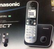 2 новые трубки Panasonic - беспроводной тф