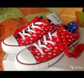 Новые кеды кроссовки Converse. Р. 36 22,5 см ориг