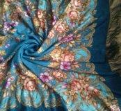 Павлопосадский платок (новый)