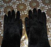 Перчатки весна.