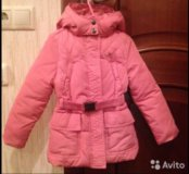 Куртка детская утеплённая Tommy Hilfiger