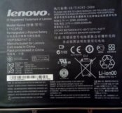 Планшет на запчасти Lenovo.