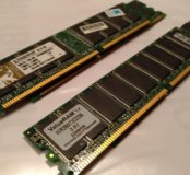 Оперативная память Kingston DDR - 512 MB