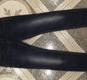 Джинсы женские Fishbone размер 44-46 синие