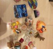 Сувениры из разных стран и городов