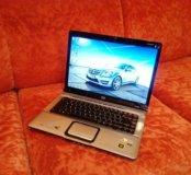 Ноутбук HP dv6153eu на запчасти