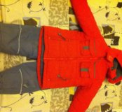 Демисезонный костюм 110р