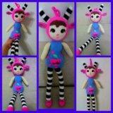 Вязаная кукла на заказ