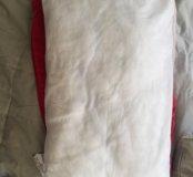 Подушка и чехол