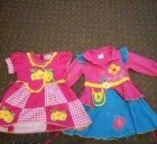 2 отличных платья для садика