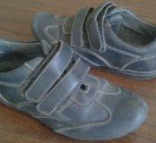 Кроссовки ботиночки
