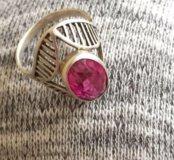 Розовый турмалин 💍