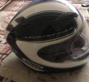 Мото шлем SHOEL
