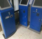Платежные терминалы и комплектующие
