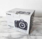 Коробка от Canon EOS 5D Mark II