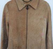 Куртка кожа Roberto Cavali