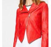 Новая куртка motivi под кожу, с бирками и ценником