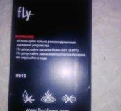 Аккумулятор на fly nimbus 8