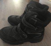 Ботинки зимние мембрана