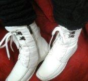 Ботинки/полусапожки