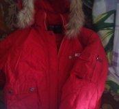 Куртка -аляска Diesel