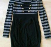 Платье беби-долл новое