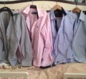 рубашки р-р М (4шт за 1250,00)