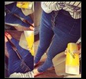 Новые джинсы размер 40/42