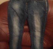 15 вещей за 1 тыс, джинсы, футболки, кофты р44