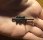 Лего винтовка ( слон )