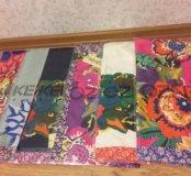Шелковый платок kenzo