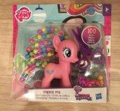 Укладка Пинки Пай пони My little pony Прически