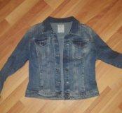Куртка / джинсовая куртка / джинсовка