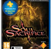 PS VITA SOUL SACRIFICE новый диск