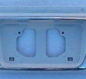 Планка на 5-ю дверь на Хайс-Региус 1999-2002 гг