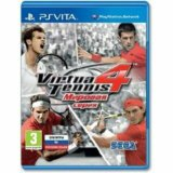 PS VITA VIRTUA TENNIS 4 мировая серия