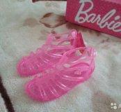 Новая обувь для пляжа Barbie 18 см