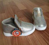 Новые ботиночки для девочки, 26 размер