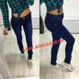 Новые джинсы р27