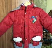 Продам куртку 5-7 лет