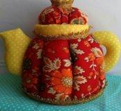 Мягкий чайник шкатулка