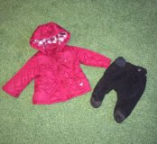 Куртка и брюки Zara