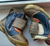 Демисезонные ботиночки 20 р