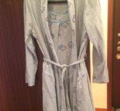Халат и сорочка - комплект