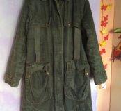 Пальто финское демисезонное, р-р 48