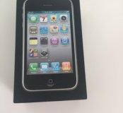 Коробка от Айфона 3 gsm