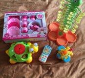 Новые игрушки продаю