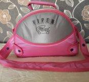 Новая сумка для коляски + подарок